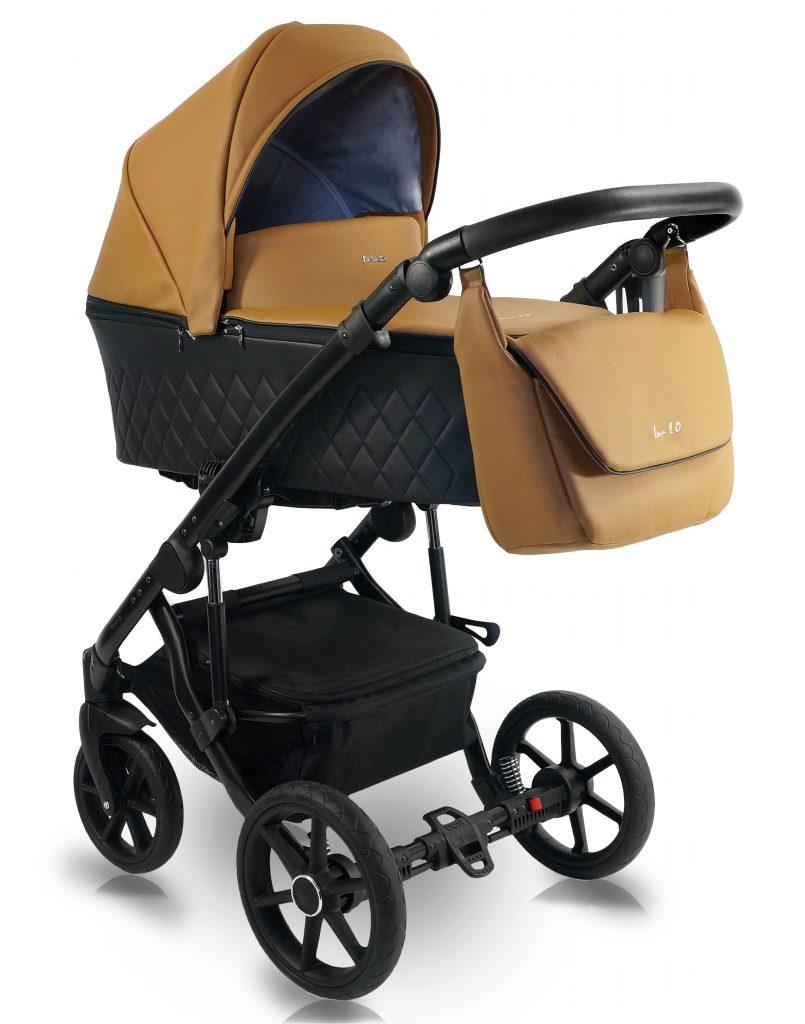 carrito de bebé todoterreno ecopiel 2020